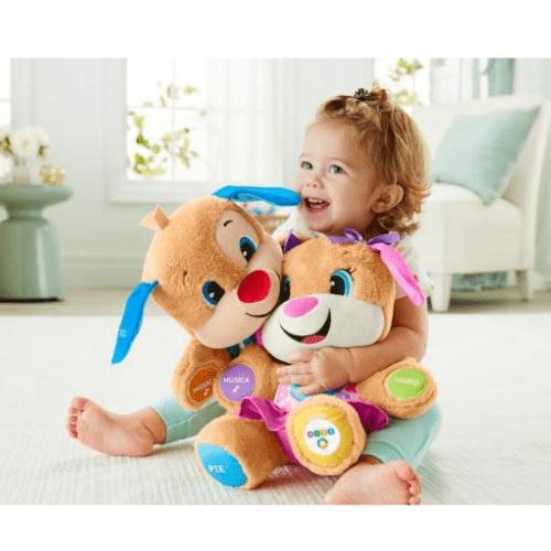 juguete Hermanita aprende conmigo de Fisher-price en medellin