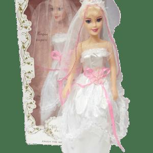 muñeca novia