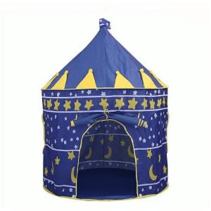 carpa_castillo_azul_carpas_para_niños_en_medellin